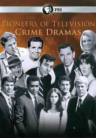 Pioneers of Crime Dramas - (Region 1 Import DVD)