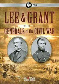 American Experience:Lee & Grant Gener - (Region 1 Import DVD)