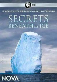 Nova:Secrets Beneath the Ice - (Region 1 Import DVD)