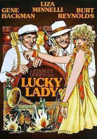 Lucky Lady - (Region 1 Import DVD)