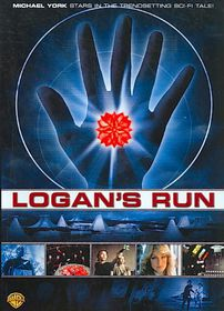 Logan's Run - (Region 1 Import DVD)