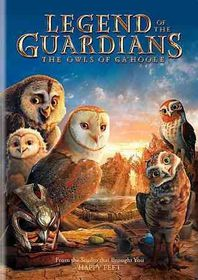 Legend of the Guardians:Owls/Ga'hoole - (Region 1 Import DVD)