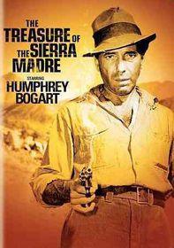 Treasure of the Sierra Madre - (Region 1 Import DVD)