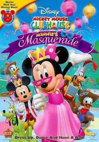 Mickey Mouse Clubhouse:Minnie's Masqu - (Region 1 Import DVD)