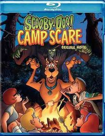 Scooby Doo Camp Scare - (Region A Import Blu-ray Disc)