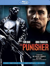 Punisher - (Region A Import Blu-ray Disc)