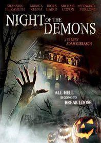 Night of the Demons - (Region 1 Import DVD)