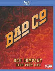 Bad Company:Hard Rock Live - (Region A Import Blu-ray Disc)