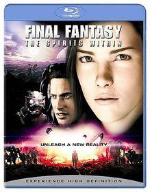 Final Fantasy:Spirits Within - (Region A Import Blu-ray Disc)