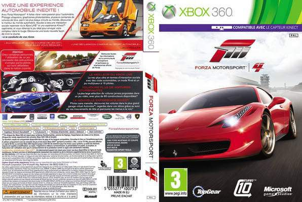 xbox forza motorsport 4 xbox 360 buy online in south. Black Bedroom Furniture Sets. Home Design Ideas