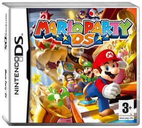 Mario Party DS - (Import NDS)