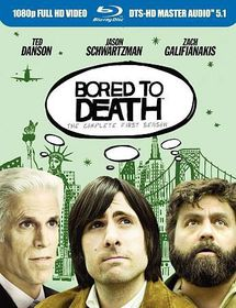 Bored to Death:Season 1 - (Region A Import Blu-ray Disc)