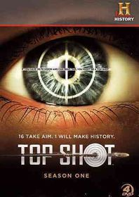 Top Shot:Complete Season 1 - (Region 1 Import DVD)