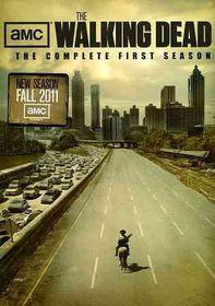 Walking Dead Season 1 - (Region 1 Import DVD)