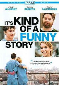 It's Kind of a Funny Story - (Region 1 Import DVD)