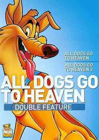 All Dogs Go to Heaven/All Dogs Go to - (Region 1 Import DVD)