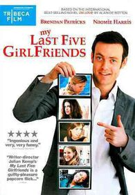My Last Five Girlfriends - (Region 1 Import DVD)