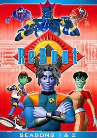 Reboot:Seasons 1 & 2 - (Region 1 Import DVD)