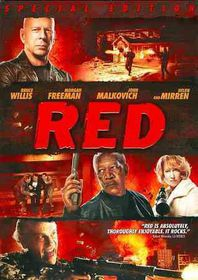 Red (Special Edition) - (Region 1 Import DVD)