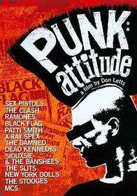 Punk:Attitude - (Region 1 Import DVD)