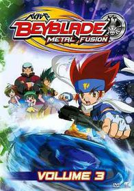 Beyblade:Metal Fusion Vol 3 - (Region 1 Import DVD)