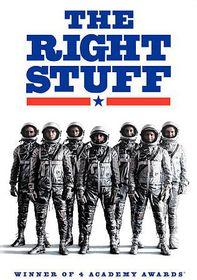 Right Stuff - (Region 1 Import DVD)