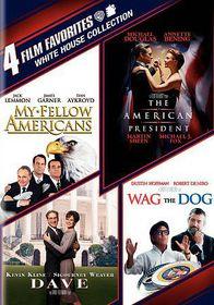 4 Film Favorites:White House - (Region 1 Import DVD)