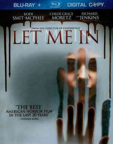Let Me in - (Region A Import Blu-ray Disc)