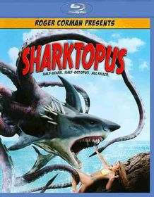 Sharktopus - (Region A Import Blu-ray Disc)