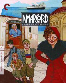 Amarcord - (Region A Import Blu-ray Disc)