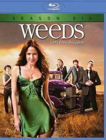 Weeds:Season 6 - (Region A Import Blu-ray Disc)