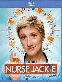Nurse Jackie:Season 2 - (Region A Import Blu-ray Disc)