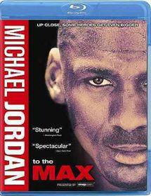 Michael Jordan to the Max - (Region A Import Blu-ray Disc)