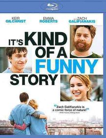 It's Kind of a Funny Story - (Region A Import Blu-ray Disc)