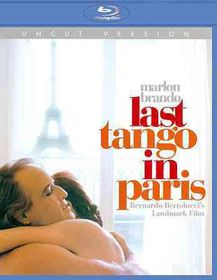 Last Tango in Paris - (Region A Import Blu-ray Disc)