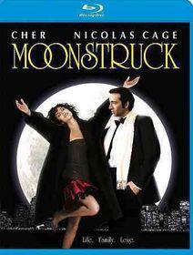 Moonstruck - (Region A Import Blu-ray Disc)