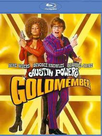 Austin Powers in Goldmember - (Region A Import Blu-ray Disc)