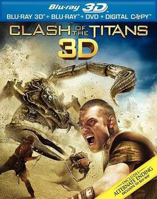 Clash of the Titans 3d - (Region A Import Blu-ray Disc)