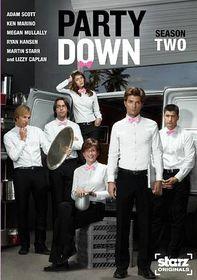 Party Down Season 2 - (Region 1 Import DVD)