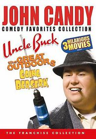 John Candy: Comedy Favorites Collection - (Region 1 Import DVD)