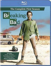 Breaking Bad:Complete First Season - (Region A Import Blu-ray Disc)