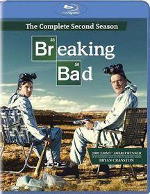 Breaking Bad:Complete Second Season - (Region A Import Blu-ray Disc)
