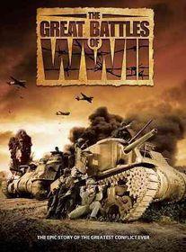 Great Battles of Wwii - (Region 1 Import DVD)