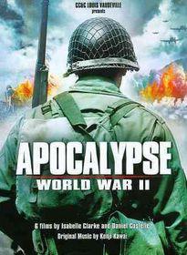 Apocalypse:World War II - (Region 1 Import DVD)