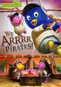 Backyardigans:We Arrrr Pirates - (Region 1 Import DVD)