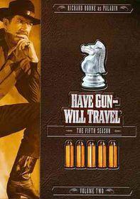 Have Gun Will Travel:Season 5 Vol 2 - (Region 1 Import DVD)