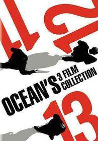 Ocean's Eleven Twelve & Thirteen Coll - (Region 1 Import DVD)