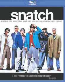 Snatch - (Region A Import Blu-ray Disc)