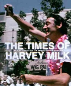 Times of Harvey Milk - (Region A Import Blu-ray Disc)