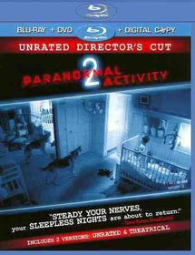 Paranormal Activity 2 (Director's Cut - (Region A Import Blu-ray Disc)